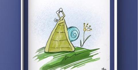 Illustration escargot
