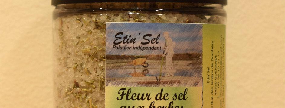 Fleur de Sel aux herbes de Provence 150g