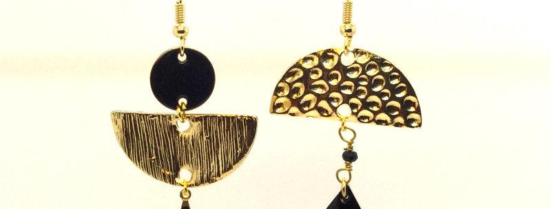 Boucles d'oreilles Comores