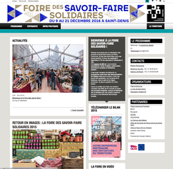 Site internet FSF