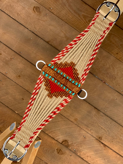 *Tied in Your Size* 23 Strand Roper Cinch