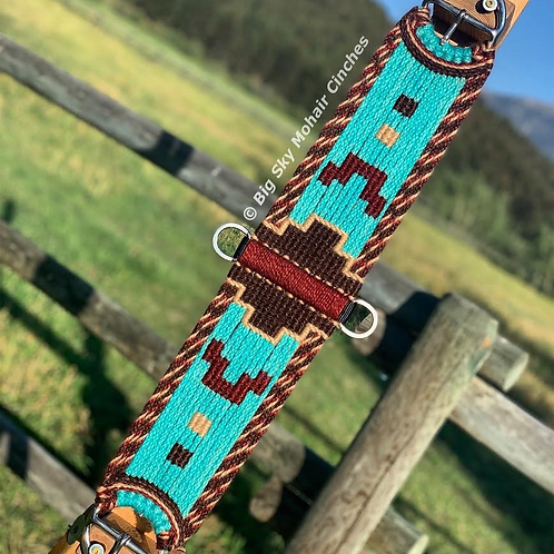 *Tied in Your Size* 19 Strand Straight Cinch