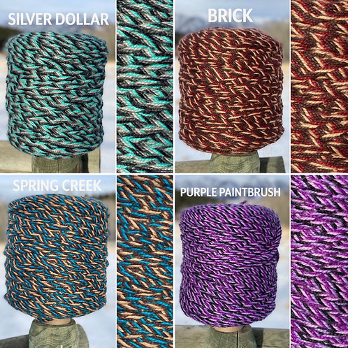 Big Sky Mohair 8 Ply Collection