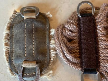 Nylon vs. leather centers