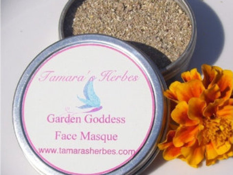 Garden Goddess Face Masque