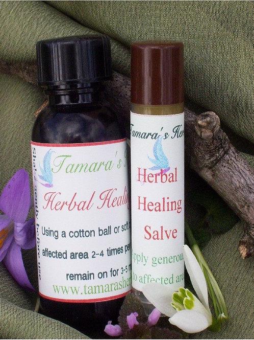 Herbal Healing Set