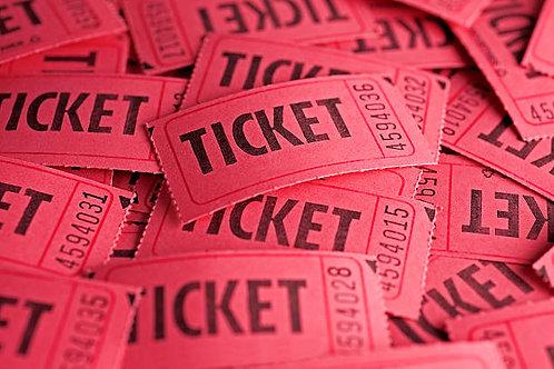 Hi Point Raffle Ticket