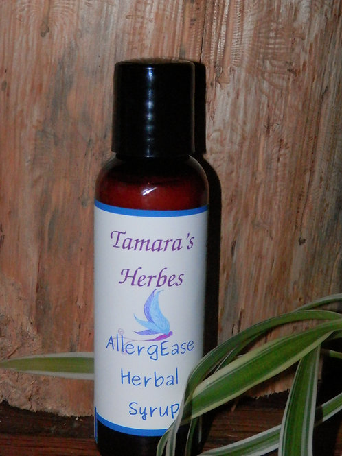 AllergEase Herbal Syrup