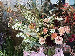 Calluna - Joldwynds in house florist. Weddings, parties, events. Photo by Bessie Levinson