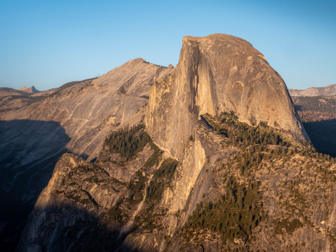 Half Dome (from Glacier Point)