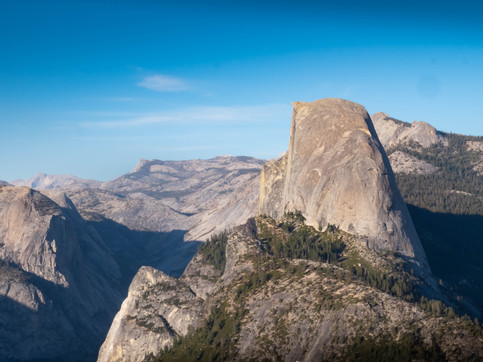 Half Dome (from Washburn Point)