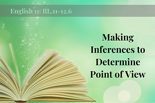RL.11-12.6-Making Inferences to Determin