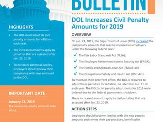 The New Non-Compliance Fines