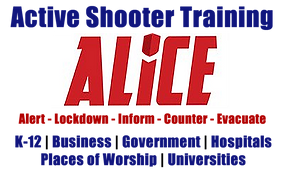 Alice Active Shooter Training