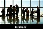 Insurance company meeting