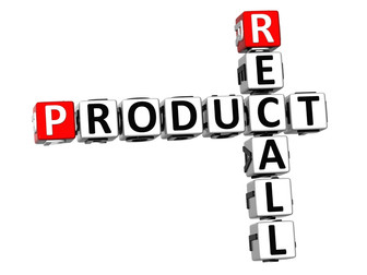 Think Again About PRODUCT RECALL coverage.