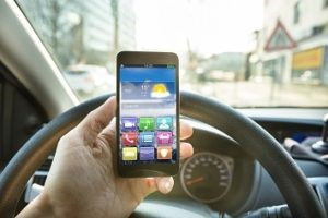 Eliminate Your Distracted Driving