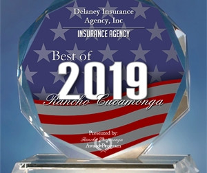 Delaney Insurance wins 2019 Award
