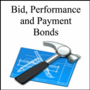 Contract and Surety Bonds