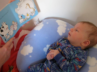 Baby's Brain and the Benefit of Reading