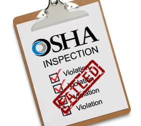 How to Deal with an OSHA Inspection