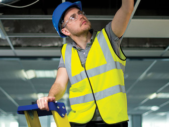 Preventing Ladder Injuries: One Step at a Time