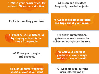 10 Ways To Protect Against Covid19