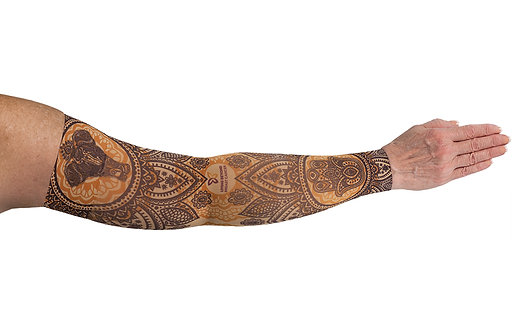 LympheDIVAs (Arm Sleeve) - Yogi