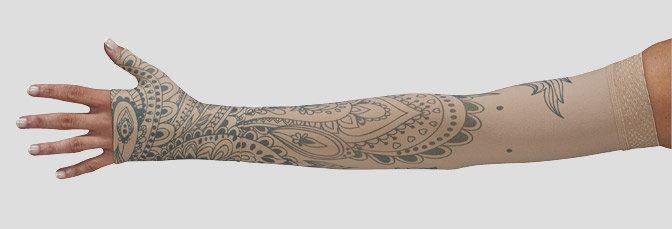 Juzo Signature Print Series (Boho Spirit Henna)- Model 2000 / 2001