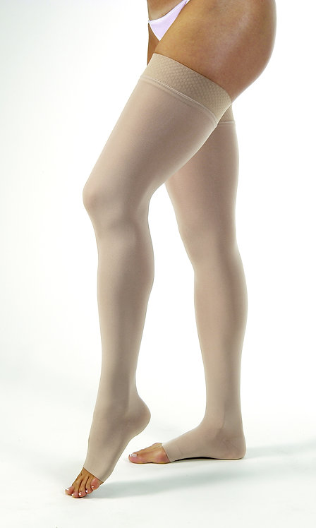 JOBST Opaque: (Thigh High) 30-40 mmHg