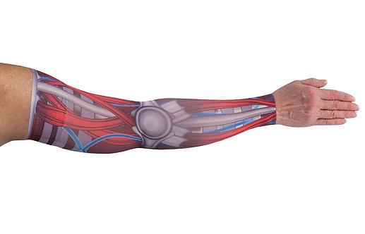 LympheDIVAs (Arm Sleeve) - Cyborg