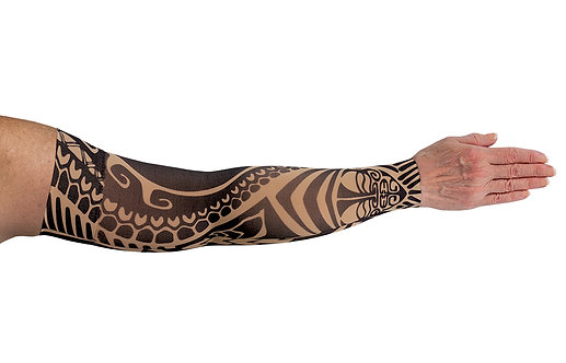 LympheDIVAs (Arm Sleeve) - Fierce Beige