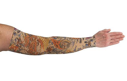 LympheDIVAs (Arm Sleeve) - Lotus Dragon Tattoo