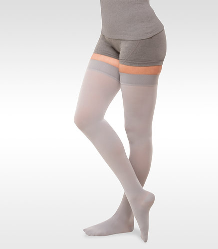 Juzo Soft: Lower Extremity - Seasonal (Thigh / 30-40 mmHg) - Model 2000AG
