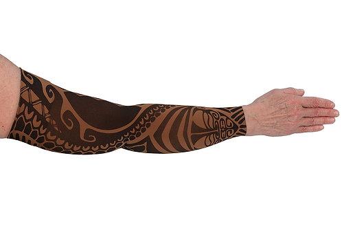 LympheDIVAs (Arm Sleeve) - Fierce Mocha