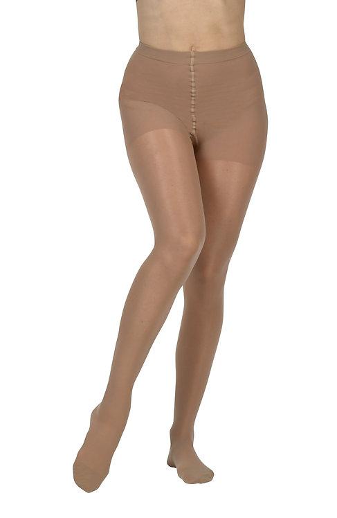 Juzo Naturally Sheer: Lower Extremity (Pantyhose)- Model 2100/2101/2 AT