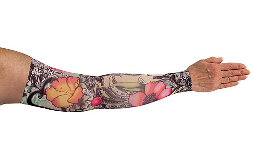 LympheDIVAs (Arm Sleeve) - Tattoo Blossom