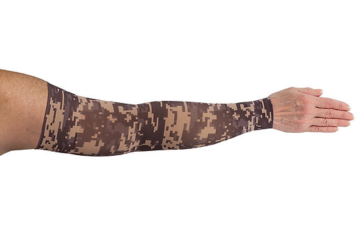 LympheDIVAs (Arm Sleeve) - Military Camouflage