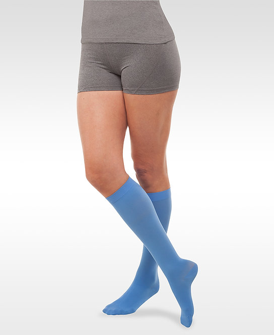 Juzo Soft: Lower Extremity (Knee / Silicone / 15-20 mmHg) - Model 2000 AD