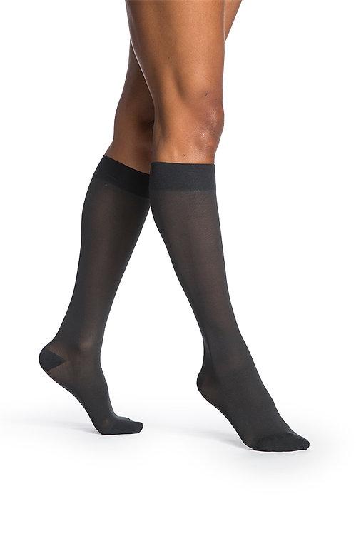 Sigvaris Midsheer: (Knee) 20-30 mmHg - Model 750