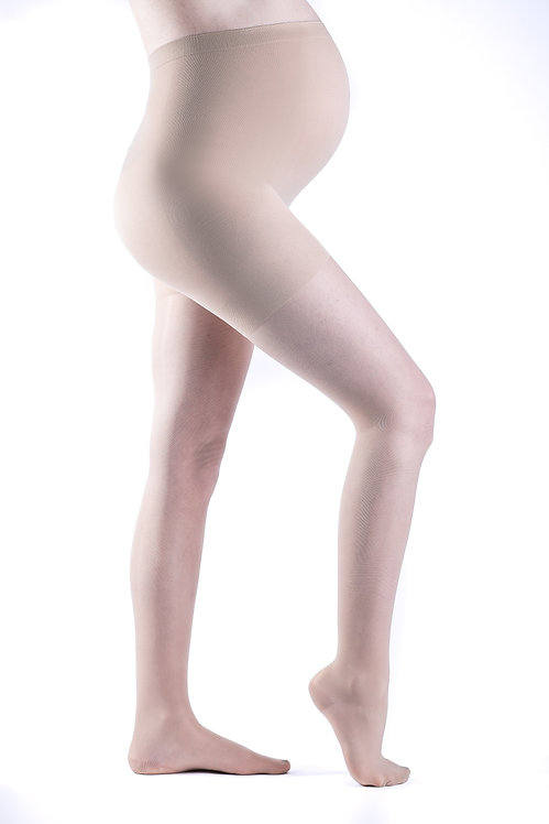 Sigvaris Sheer Fashion: (Maternity Pantyhose) 15-20 mmHg - Model 120M