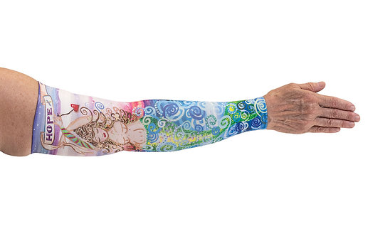 LympheDIVAs (Arm Sleeve) - Hope