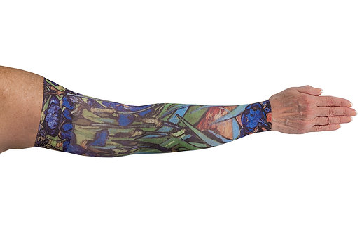 LympheDIVAs (Arm Sleeve) - Irises