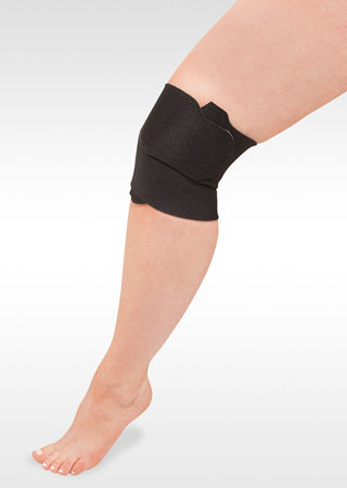 Juzo Compression Knee Wrap (Short Stretch) - Model 6000
