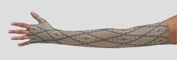 Juzo Signature Print Series (Diamond Henna)- Model 2000 / 2001