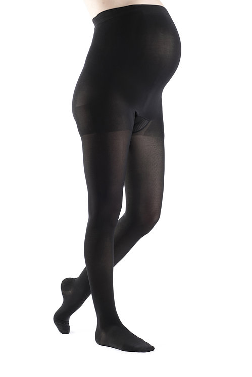 Sigvaris Soft Opaque: (Maternity Pantyhose) - 20-30 mmHg - Model 840