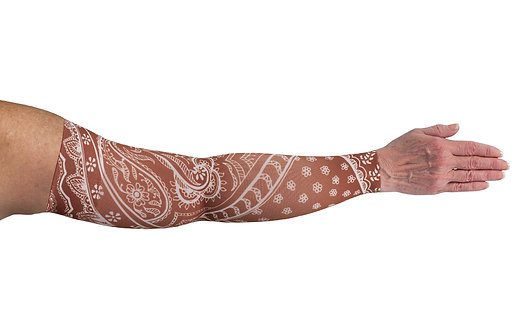 LympheDIVAs (Arm Sleeve) - Daisy Dark