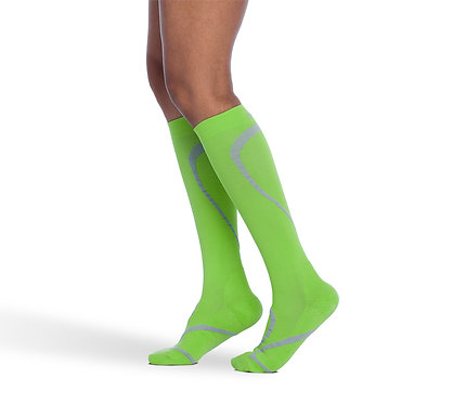 Sigvaris High Tech Socks: (Knee) 20-30 mmHg - Model 412C