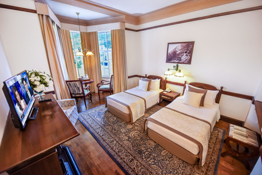 Grand Hotel Nuwara Eliya Sri lanka