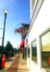 K's Diner in Downtown Troy, OH